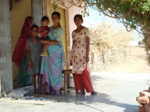 Lovely Young Rajasthani Ladies 12.07