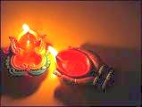 Diwali worship